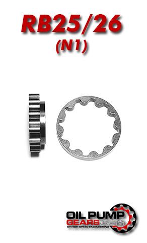 Nissan RB25/26 engine (N1 Pump)